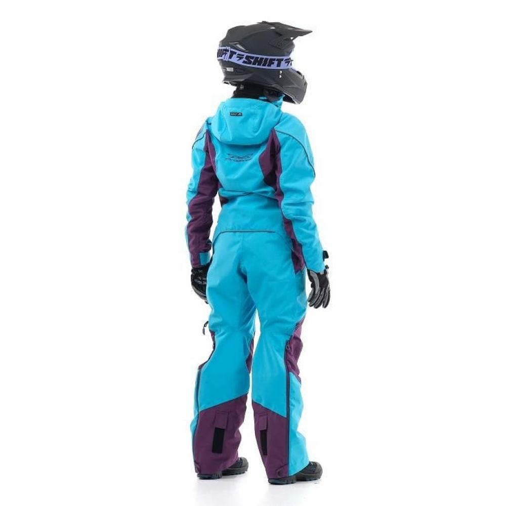Комбинезон Extreme Woman Blue-Purple 2020