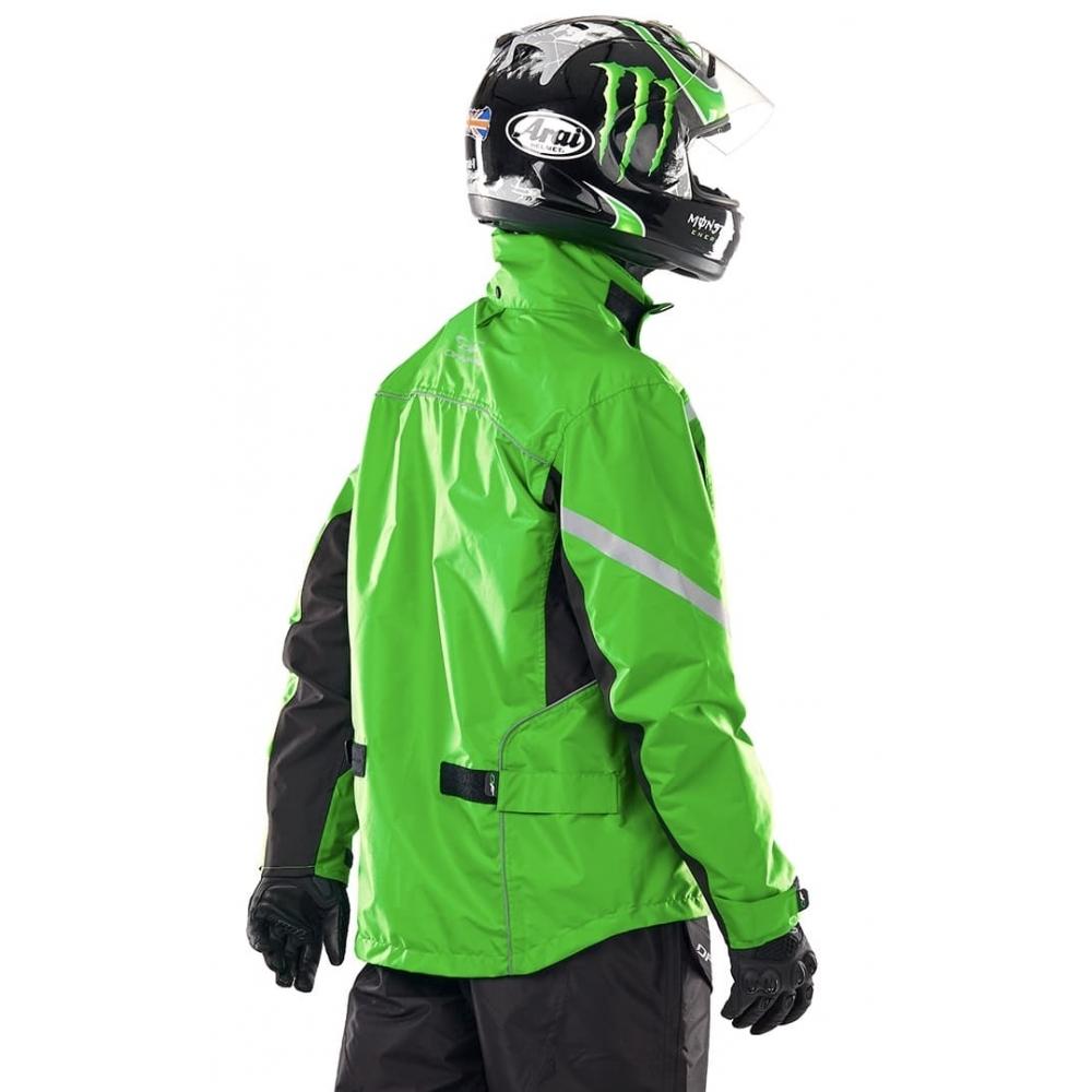 Куртка - дождевик. EVO GREEN (мембрана)