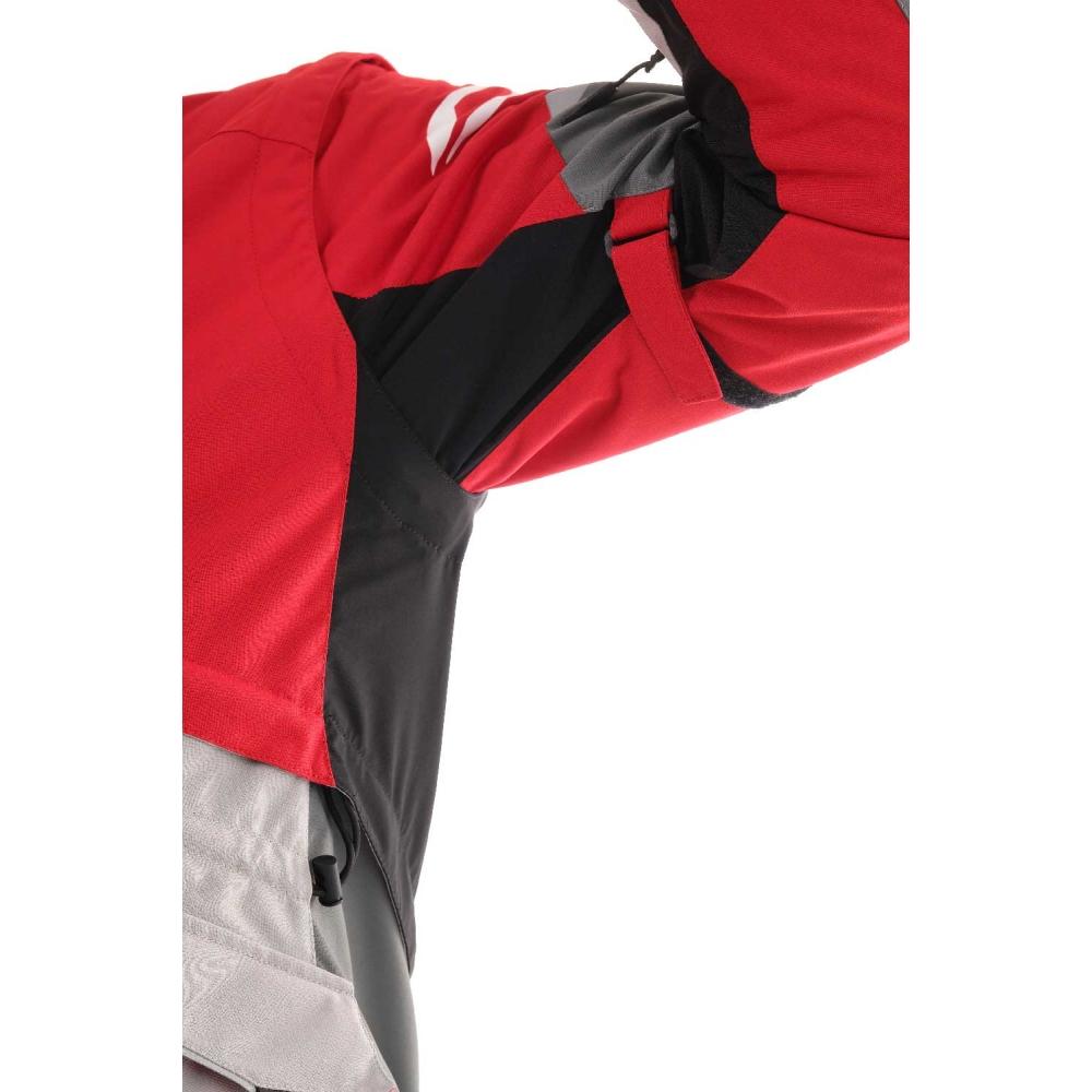 Куртка Эндуро Freeride DF Grey-Red 2020