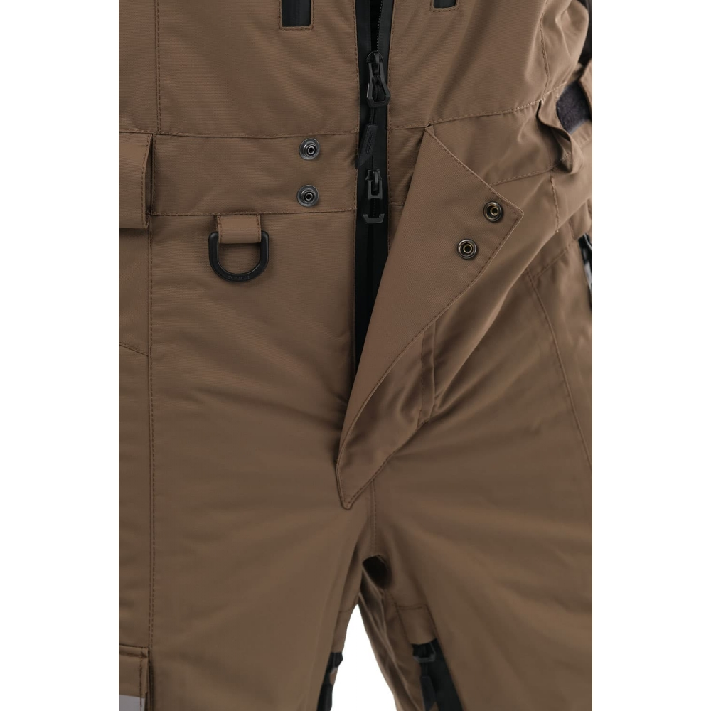 Штаны EXPEDITION Brown-Red 2020