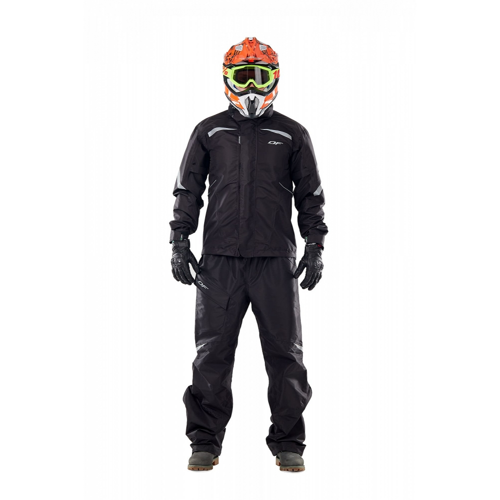 Куртка - дождевик. EVO BLACK (мембрана)