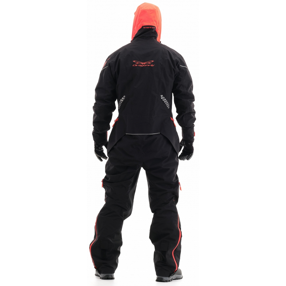 Комбинезон Extreme 2.0 MAN Black-Red