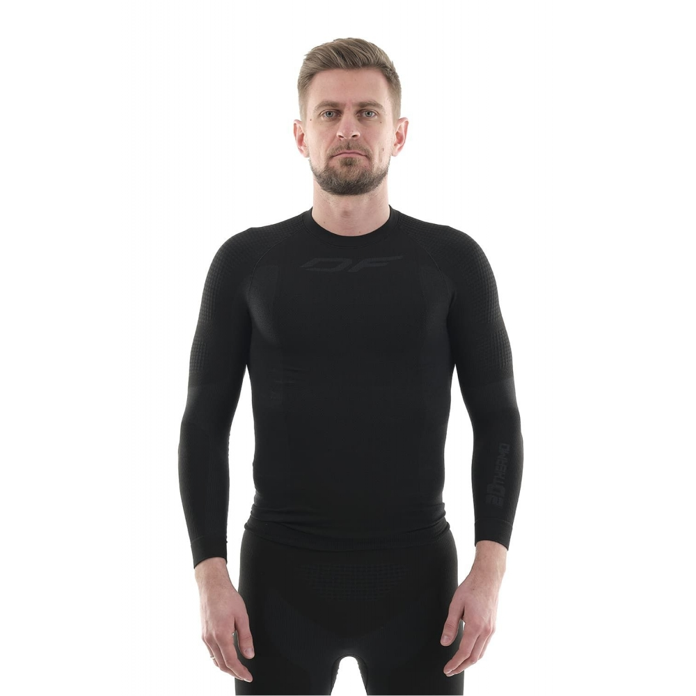Термобельё DF 2DThermo Light (Black) комплект