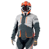 Куртка Эндуро Freeride DF Dark Grey-Orange