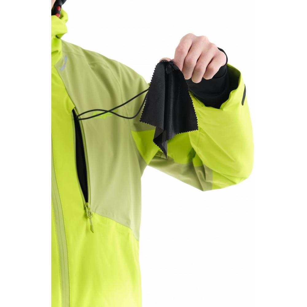 Куртка горнолыжная утепленная Gravity Premium MAN Olive-Green