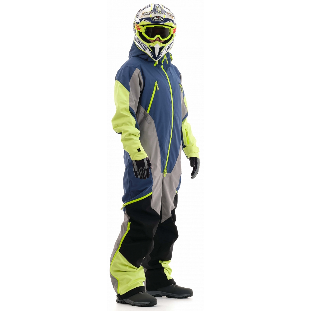 Комбинезон Extreme 2.0 MAN Limoges-Green Fluo